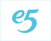 nieuw logo en huisstijl voor e5 mode