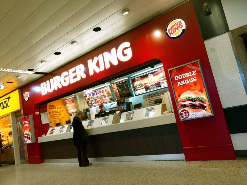 Burger King opent 15 mei een nieuwe hamburgerketen in België.