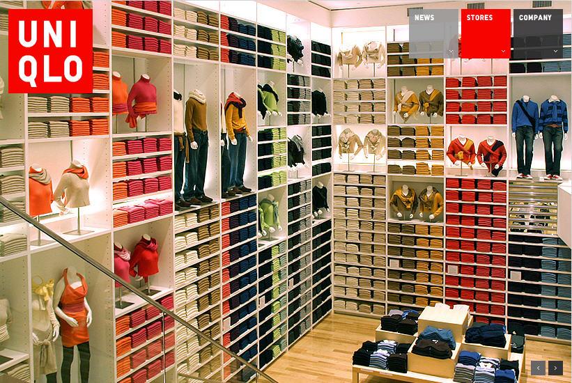 Uniqlo, de Japanse modeketen, opent zijn eerste filiaal in België